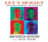 Cover: LET'S MOZART